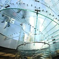 Dalle de sol en verre sur mesure for Prix dalles de sol en verre