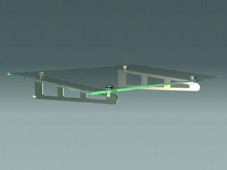 toute la quincaillerie pour la pose de verres ou miroirs. Black Bedroom Furniture Sets. Home Design Ideas