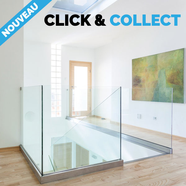 VERRE FEUILLETE - CLICK AND COLLECT